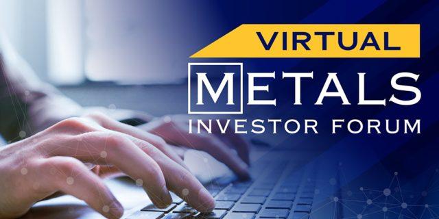 Metals Investor Forum