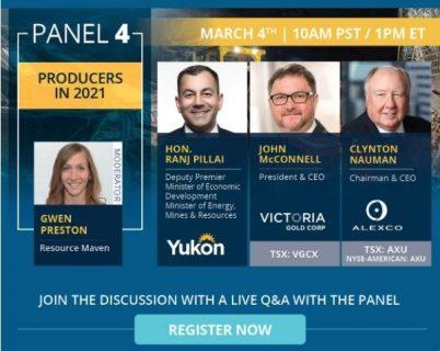 Invest Yukon Pre PDAC Panel
